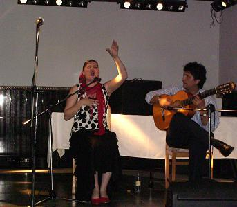 "Gala Flamenca de la Peña Cultural Flamenca ""Torreón del Cante"" de Lopera."